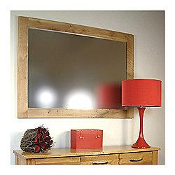 Image Baumhaus Mobel Inside Baumhaus Mobel Oak Wall Mirror Medium