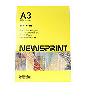 A3 Newsprint Pad