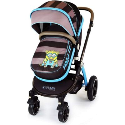 iSafe Limited Edition Pram System Pushchair (i DiD iT)