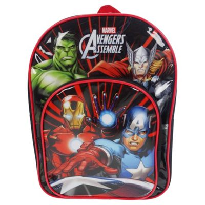 be62a0b22cb066 Buy Marvel Avengers Age of Ultron Backpack from our School Bags ...