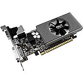 Palit GeForce GT 730 DDR3 Nvidia Graphics Card (2GB, PCI Express 2.0, HDMI, DVI-I, VGA)