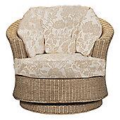 Desser Dijon Swivel Conservatory Chair