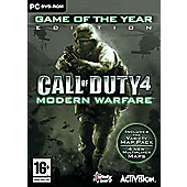 Call Of Duty 4 [Game Of The Year]
