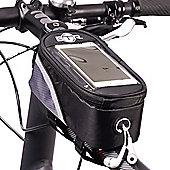 BTR Bike Bag Pannier With Mobile Phone Holder - Medium
