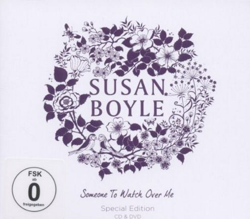 Someone To Watch Over Me CD/DVD