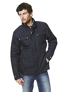 Regatta Lamond Insulated Quilted Jacket - Navy