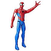 Marvel Spider-Man Titan Hero Series Web Warriors - Armoured Spider Man
