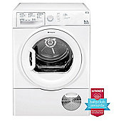 Hotpoint Aquarius Condenser Tumble Dryer, TCFS 835B GP - White