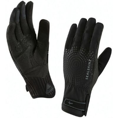 SealSkinz All Weather XP Womens Cycle Gloves Black/Black Size: M