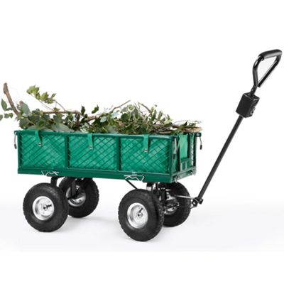 VonHaus All-Terrain Heavy Duty Garden Trolley