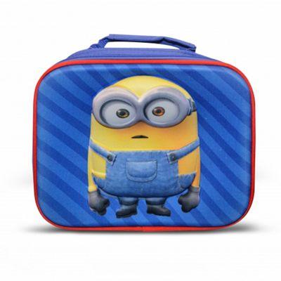 Minions the Movie 3d Eva Premium Lunch Bag