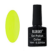 Bluesky Neon Range 10 ml Gel Polish - Yellow Sorbet Zest