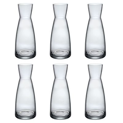 Bormioli Rocco Ypsilon Flower Vase 1080ml - Pack of 6