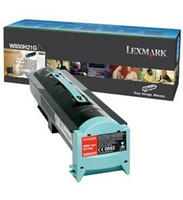 Lexmark W850H21G Laser cartridge 35000pages Black toner &