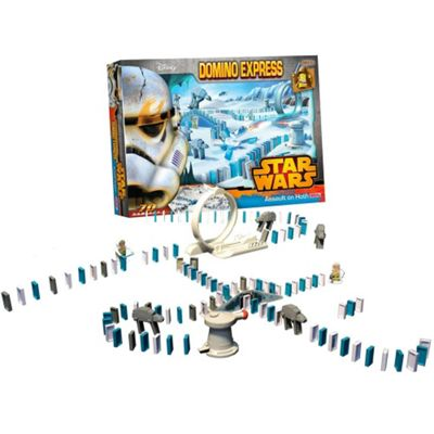 Star Wars Assault on Hoth Domino Express (70-Piece)