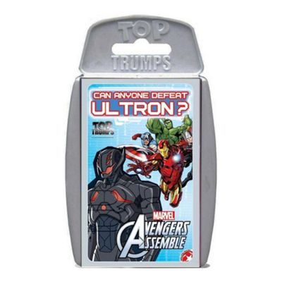 Top Trumps - Avengers Assemble: Age of Ultron