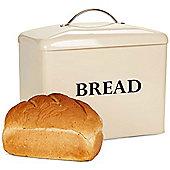 Andrew James Vintage Bread Bin in Cream