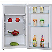 SIA LFS01WH 49cm Free Standing Larder Fridge In White A+ Energy Rating