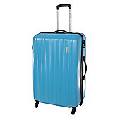 Pierre Cardin Ria ABS Large Trolley Case - Blue