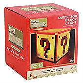 Super Mario Bros. Question Block Light