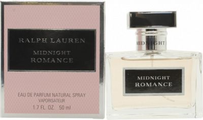 Ralph Lauren Midnight Romance Eau de Parfum (EDP) 50ml Spray For Women
