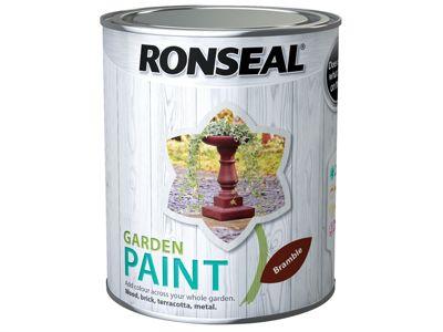 Ronseal Garden Paint Bramble 750ml