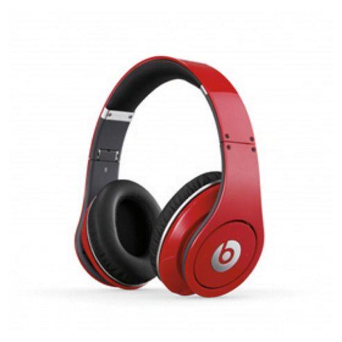 BEATS BY DR DRE Studio HD Headphones Red