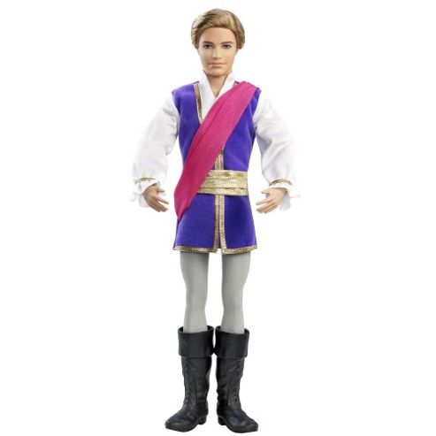 Barbie In the Pink Shoes Ken as Prince Siegfried Doll