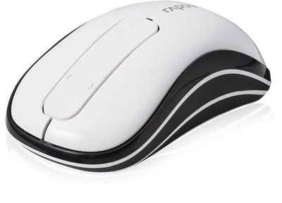Rapoo T120P 5GHz Wireless Touch Optical Mouse (White)