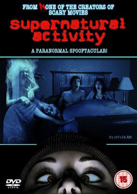 Supernatural Activity (DVD)