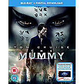 The Mummy (2017) Bd