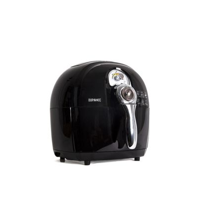 Duronic AF1 /B Healthy Oil Free 1500W Air Fryer Multicooker - Black - free recipe book