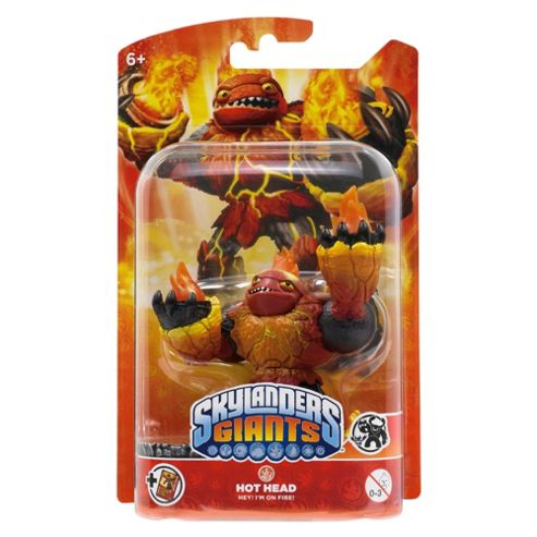 Skylanders Giants - Giant Single Character - Hot Head