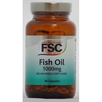Fsc Foil Fish Oil 1000Mg 75 Capsules