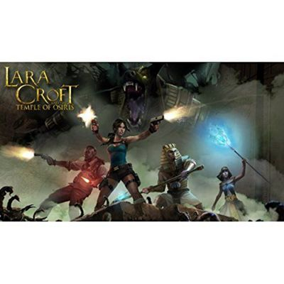 Lara Croft And The Temple Of Osiris /pc - PC