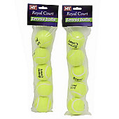 M.Y Royal Court 5 Pack Tennis Balls