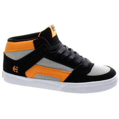 Etnies RVM Vulc Kids Black/Black/Orange Shoe