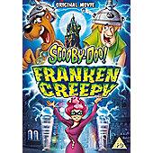 Scooby - Doo! Frankencreepy  [DVD] [2014]
