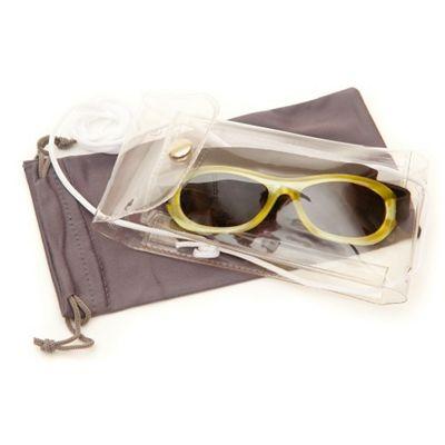 Suntots Designer Sunglasses 0-5 Years Yellow