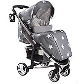 My Babiie Billie Faiers MB100 Pushchair (Star)
