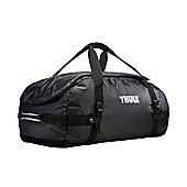 Thule Chasm Large 90 Litre Black Duffel Bag