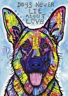 Dogs Never Lie - 1000pc Puzzle