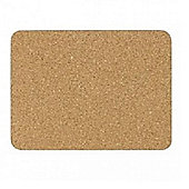 Cork Bathmat - Non Slip Absorbent - Solid 12mm Cork