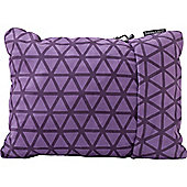 Therm-A-Rest Compressible Pillow Amethyst, Medium (46cm x 36cm)