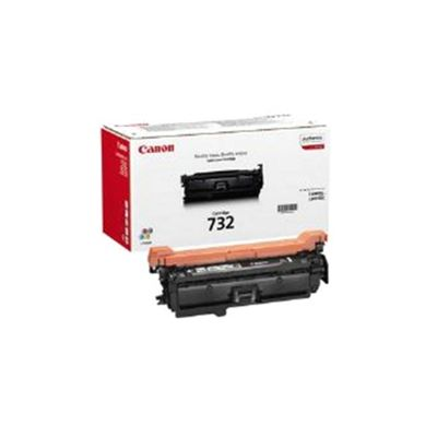 Canon 732 (Black) Toner Cartridge (Yield 6,100 Pages)