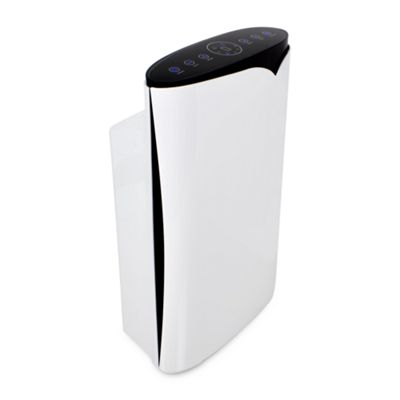 ElectriQ 7 Stages Air Purifier True Hepa UV TiO2 Ioniser - Anti-Allergy and Smoke