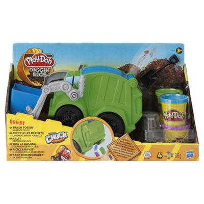 Play-Doh Diggin' Rigs Recyclin' Rowdy