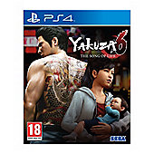 Yakuza 6 The Song of Life: Lanuch Edition- PS4