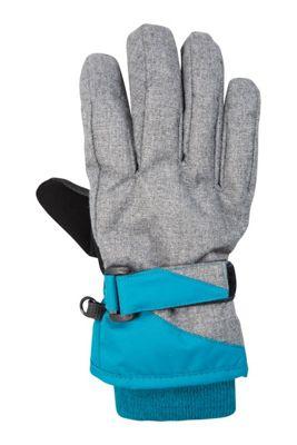 Mountain Warehouse Extreme Textured Kids Ski Gloves ( Size: XL )