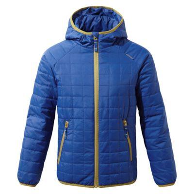 Craghoppers Boys Bruni Jacket Deep Blue 9-10